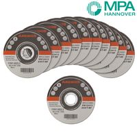 Arebos Trennscheiben 115 mm, 50 Stück - direkt vom Hersteller