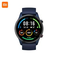 Xiaomi Mi Smartwatch Color Sports Edition 1,39-Zoll-HD-Bildschirm Smartwatch BT5.0 5ATM Wasserdichter GPS-Herzfrequenz-Schlafmonitor 117 Sportmodi Kompatibel mit Android iOS-Handys