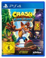 Crash Bandicoot N-Sane Trilogy [PlayStation 4]