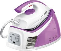Bosch TDS2110 Dampfeinheit, 2400 W, Weiß / Pink