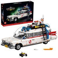 LEGO 10274 Ghostbusters ECTO-1 Auto großes Set für Erwachsene, Ausstellungsstück für Sammler