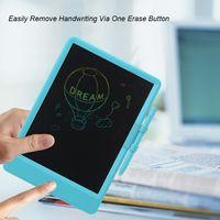 LCD-Schreibtafel Elektronische Zeichnung Handschrift Tablet 8,5-Zoll-LCD-Bildschirm mit L?schknopf Bildschirm Lock Stylus Geschenk fš¹r Kinder Erwachsene