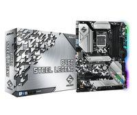 ASRock B460 Steel Legend - Intel - LGA 1200 - Intel® Celeron® - Intel® Core™ i3 - Intel Core i5 - In