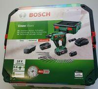 BOSCH Bohrhammer 3in1-Systembox Hämmern, Bohren & Schrauben 19tlg. Zubehör-Set