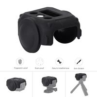 Kamera-Objektivschutzhülle Silikonhülle für die Garmin VIRB 360 Kamera