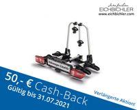 Original VW Fahrradträger AHV klappbar und faltbar für 2 Räder 3C0071105B NEU