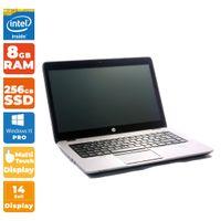 HP EliteBook 840 G1 Notebook   Intel i5- 4.Gen   8GB RAM   256GB SSD + Touch