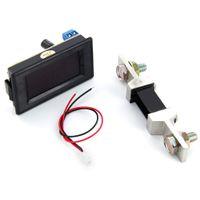200A Amperemeter + Shunt 31/2 Digital LED Rotes AMP Amperemeter AC / DC12V   260V