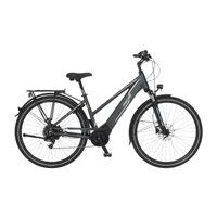 FISCHER E-Bike Trekking Damen 49RH Viator 5.0I-418 Wh 28 Zoll