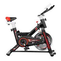 Kirinsport  Fitness Fahrrad Heimtrainer Indoor Trimmrad Hometrainer 150 kg Belastbar