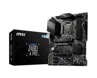MSI Z490-A PRO LGA 1200 ATX Intel Z490