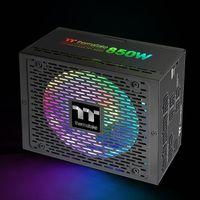 Thermaltake Toughpower PF1 - 850 W - 100 - 240 V - 1020 W - 50/60 Hz - 12 A - Aktiv