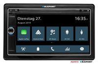 BLAUPUNKT OSLO 590 DAB | Bluetooth / DAB+ | USB | Apple CarPlay / AndroidAuto | 2-DIN Autoradio