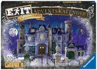 Ravensburger Exit Adventskalender - Das geheimnisvolle Schloss 18941