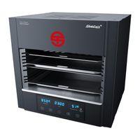 Steba PS E2600 XL Devil's Heaven Power Steakgrill 2600W Display Timer 9 Ebenen