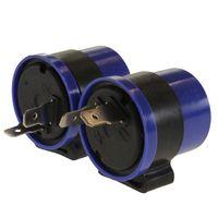 2x Blinker Relais, Blinkerrelais MBK Booster, Yamaha BWS 50
