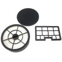 vhbw Filter-Set (2 Stück) kompatibel mit Privileg Edition50 Staubsauger, Kombi-Filter + Abluft-Filter