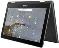 ASUS Chromebook Flip C214MA-BW0262 - Intel® Celeron® N - 1,1 GHz - 29,5 cm (11.6 Zoll) - 1600 x 900