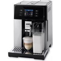 DeLonghi ESAM 460.80.MB Perfecta DeLuxe Kaffee-Vollautomat edelstahl/schwarz