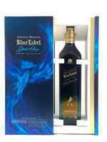 Johnnie Walker Blue Label Ghost and Rare Glenury Blended Scotch Whisky 0,7l, alc. 43,8 Vol.-%