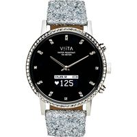 Viita Smartwatch - Hybrid HRV Crystal silber-silber (Swarovski) - FC61SS001