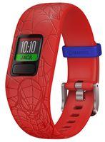 Garmin vivofit jr. 2 Marvel Spider-Man, red