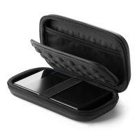 UGREEN Festplattentasche, Festplatten Tasche 2.5 Zoll,Wasserdicht,Eva Universal Powerbank Tasche,Kabel Tasche Organizer