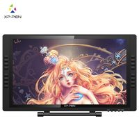 XP-PEN Artist 22E Pro HD IPS Grafikmonitor Drawing Tablet Pen Display 8192 Druckstufen mit 16 Schnellzugriffstasten
