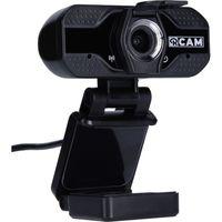 Rollei R-Cam 100 Webcam, Farbe:Schwarz