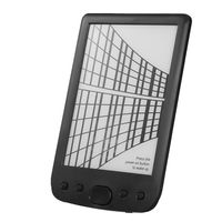 Tragbarer E-Book-Reader BK-6025 16 GB E-Ink 6-Zoll-Multifunktions-E-Reader 800 * 600 Hochaufloesender Bildschirm 300 DPI