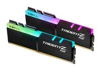 G.Skill Trident Z RGB 16GB DDR4 - 16 GB - 2 x 8 GB - DDR4 - 3200 MHz - 288-pin DIMM - Schwarz