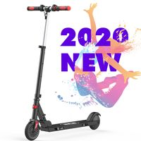 E-Scooter für Kinder Jugend,Klapproller Geschenk für Kinder FUNDOT Elektroroller Elektroscooter E-Roller E Roller Tretroller ebike Cityroller Kickroller Kinder