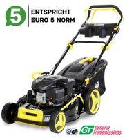 Craftfull Premium Benzin-Rasenmäher CR-139-20 5in1 139cc Motor, GT-Markengetriebe 46 cm Schnitt