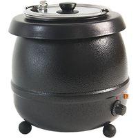 Elektrischer Suppentopf, 10 Liter