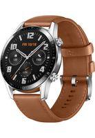 Huawei Watch GT2 46mm Sport Smartwatch , Farbe:Braun