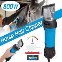 DE 800W Pferd Schermaschine Kamel Rasierer Pferdeschermaschine Haarschneider
