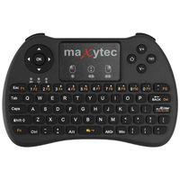Maxytec s80 Wireless Mini Tastatur Combo mit Touchpad Aufladbar