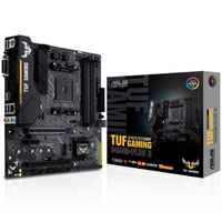 ASUS TUF Gaming B450M-Plus II - AMD - Socket AM4 - AMD Ryzen 3 - 2nd Generation AMD Ryzen™ 3 - AMD R