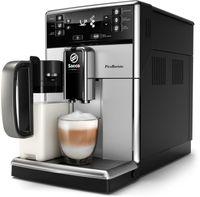 SAECO PicoBaristo SM5471/10 Kaffeevollautomat, One-Touch, 1,8 Liter Wassertank, 250 g Bohnenbehälter, 0,5 Liter Milchbehälter