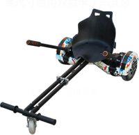 """Verstellbarer Kart Holder Sitzständer New Kohlenstoffstahl schwarz Self Balance Scooter Kart Seat für 6.5"""" 8"""" 10"""" Balance Scooter"""