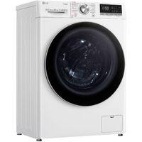 SLIM Waschmaschine   8,5 kg   AI Direct Drive™   Steam  TurboWash™ 360°   ThinQ