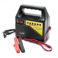 Kfz Ladegerät Batterieladegerät 6V 12V 6A Batterie Akku Batterielader Pkw Auto