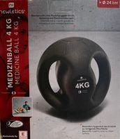 4KG Slamball Medizinball Medizinbälle Gewichtsball Fitnessball Trainingsball