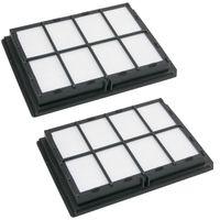 2x Filter Set für Bosch BBH52550 BBH52550//01 9403-9511 BBH52550//02 9601-9610
