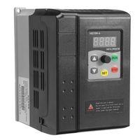 ELEGTANT 1,5KW Frequenzumrichter 3 Phase 4.1A Variable Frequency Inverter Driver VFD 380V