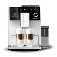 Melitta Caffeo CI Touch F63/0-102, Farbe:Silber