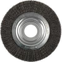 Tyrolit Rundbürsten für Stahl 250 x 42 x 50 x 100 -920436 - 9003179204362