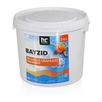 1 x 7 Kg BAYZID® pH Minus Granulat für den Pool