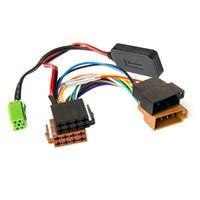 Bluetooth Aux Adapter geeignet für RENAULT Clio Megane Scenic Kangoo Trafic Twingo MP3 Musik Streaming