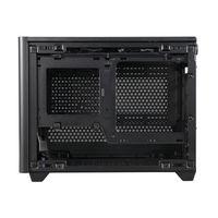 Cooler Master MasterBox NR200P - Desktop - PC - Netz - Kunststoff - SGCC - Stahl - Gehärtetes Glas -